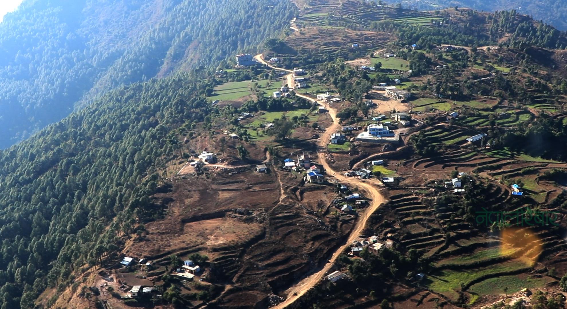 कर्णालीको नगरकोट 'गोठीकाँडा' प्रमुख पर्यटकीय गन्तव्य