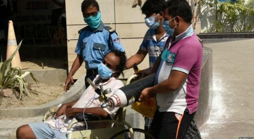 भारतमा कोरोना संक्रमित संख्या २ करोड नाघ्यो, मंगलबार ३४ सयको मृत्यु